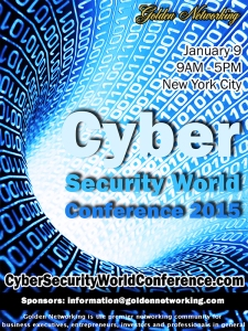 Cyber Security World Conference 2015 New York City